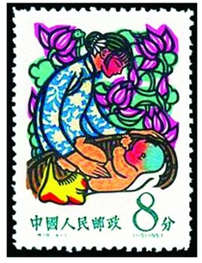 母亲节赏母子邮票(组图)_财经_中国网 - 个性化邮票 - 个性化邮票制作 个性化邮票新闻网