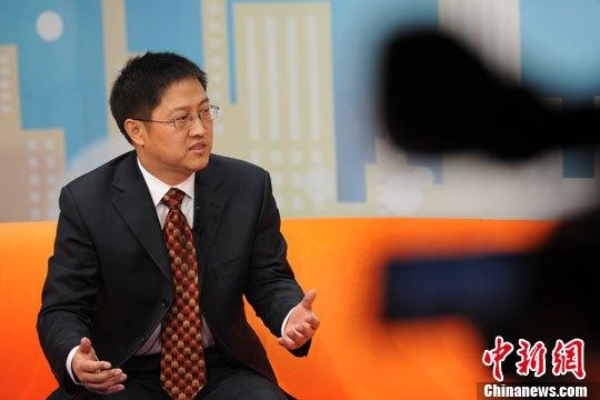 中国石油大学中国能源战略研究院常务副院长王震作客中新网视频访谈