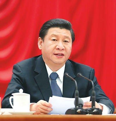 中国共产党第十八届中央委员会第二次全体会议,于2013年2月26日至28日在北京举行。全会由中央政治局主持,中央委员会总书记习近平作重要讲话。 新华社记者 姚大伟摄