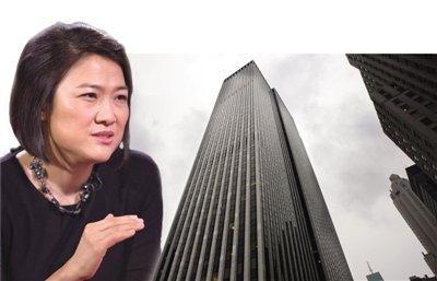 潘石屹妻子张欣斥资7亿美元收购美国大厦股权