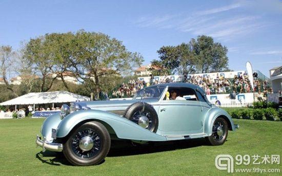 英国拍卖74辆古董奔驰估值近2亿