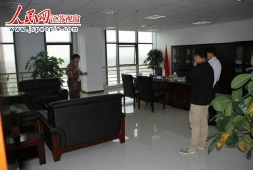 江苏沛县政府办公楼造价过亿 媲美联合国大厦