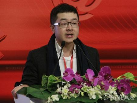 騰訊財付通賴智明:網際網路金融是普惠金融