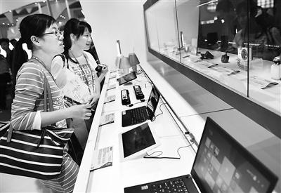 图:台湾名企产品亮相中国-东盟博览会