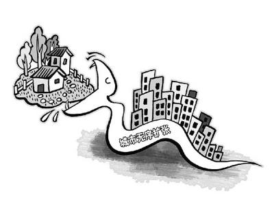 聚焦城镇化生态治理困境:缺乏约束机制致城市病加剧