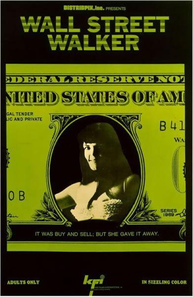 上世纪六七十年代成人电影海报 你想收藏哪张?