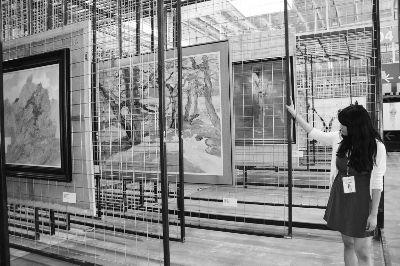国家对外文化贸易基地(北京)天竺综合保税区文化保税园艺术品贸易中心