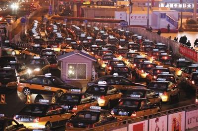 """出租车改革意见发布 """"指标""""拟有期限无偿使用"""