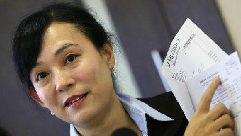 香港女尼被指用善款买内衣珠宝曾嫁2名内地僧