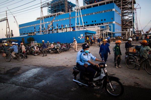 """美媒:中国鼓励燃煤电厂""""走出去""""足迹遍布亚洲"""
