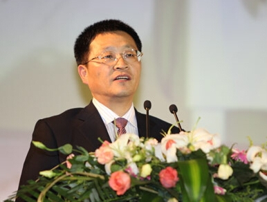 中国铝业董事长、董事葛红林