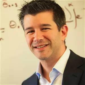 Travis KALANICK。優步全球首席執行官兼聯合創始人(圖片來源:博鰲亞洲論壇官網)