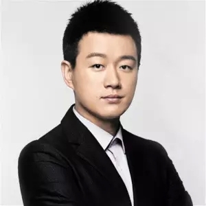 佟大為。佟悅名新文化傳媒創始人、上海佟悅投資管理中心創始人、全國青聯委員(圖片來源:博鰲亞洲論壇官網)
