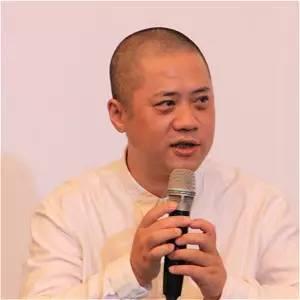 梁冬。正安中醫創始人、董事長(圖片來源:博鰲亞洲論壇官網)