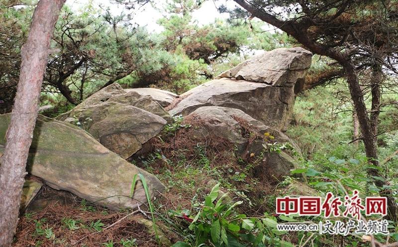 晒台山上寻根太阴文化日照拟建东方太阳城