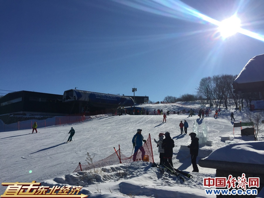 直击东北经济:冬季到吉林来看雪!打造冰雪旅游新IP