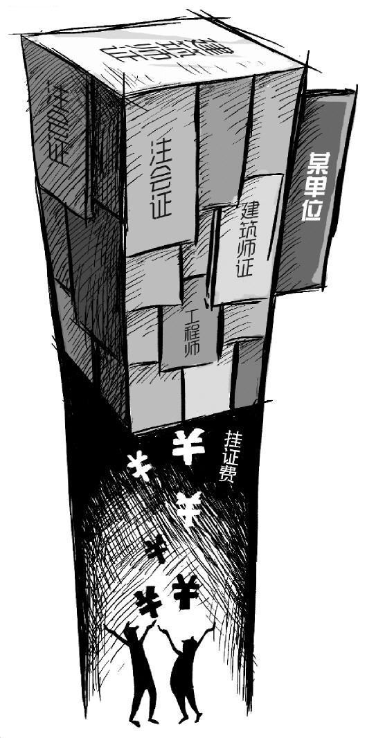 江西二级注册建筑师挂靠多少钱