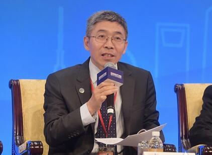 中国银行副行长张青松