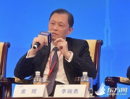 上海银行董事长金煜