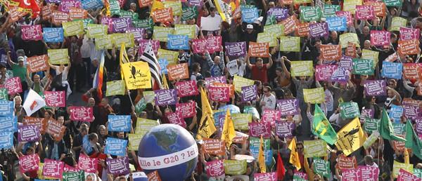 达沃斯论坛创始人:关于全球化我们需要一个新的故事