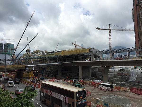 巩固南大门战略地位,香港明年开通高铁连接内地