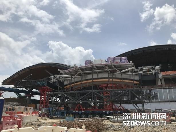 香江二十年2018年深圳到香港只需14分钟