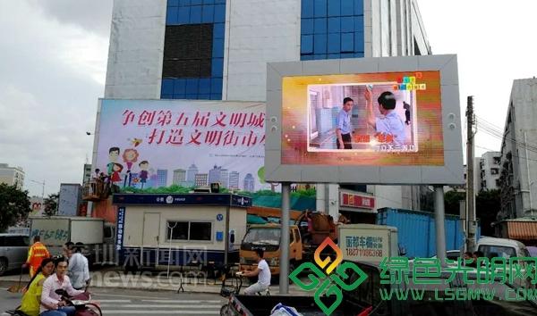 深圳光明新区增强创文宣传氛围全面提升城市文明