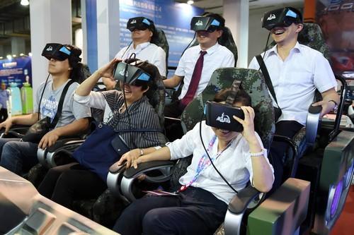 英媒:中国战略新兴产业生机勃勃将引领第四次工业革命