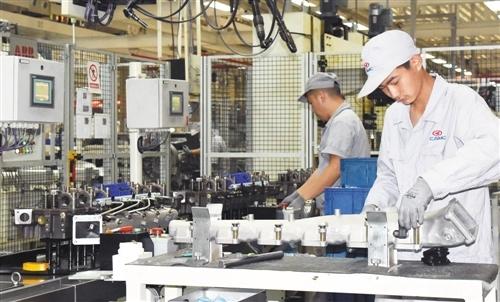 上半年工业增长处于近3年同期最好状态效益持续改善