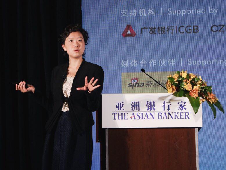 同盾科技首席产品官邱维芸谈智能风控促进个人金融业务发展