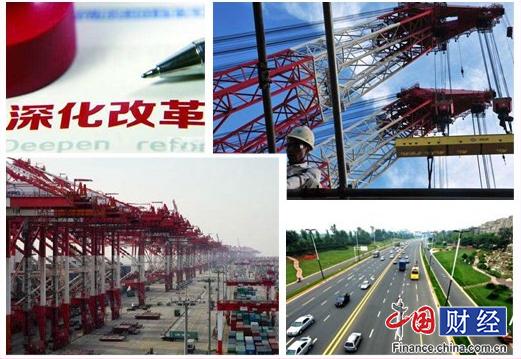 看中国经济新旧动能转换轨迹