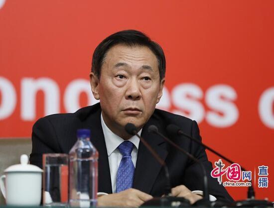 国家发展改革委副主任张勇(中国网 高聪摄)