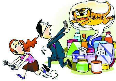 食品添加剂何时不再乱添加?