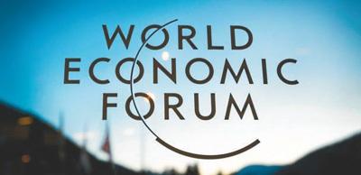 """世界经济论坛2018年年会将于1月23日至26日在瑞士达沃斯举行,年会主题为""""在分化的世界中加强合作""""。资料图片"""