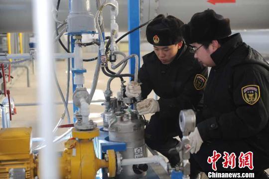 中俄原油管道单月输油量首破200万吨