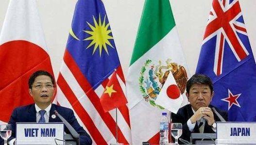 """新版TPP成型高标准自贸协定""""散架"""""""