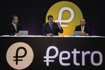 首個法定數字貨幣誕生石油幣能否拯救委內瑞拉經濟