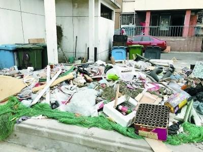 春天到来家庭装修大热建筑垃圾清运成难题图
