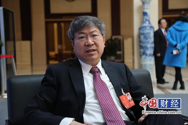 全国人大代表、奇瑞汽车股份有限公司董事长尹同跃