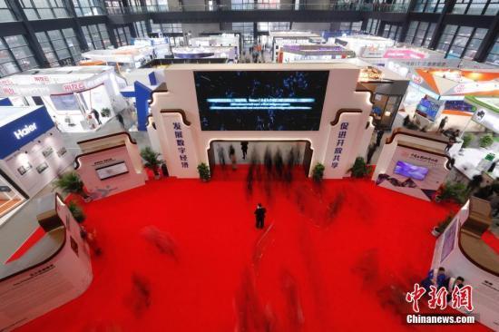 数字中国建设进入高峰期 相关政策将出台