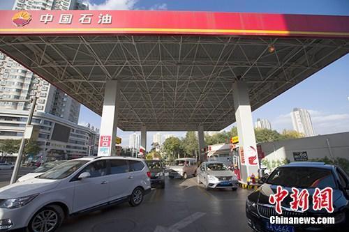 国际油价短期看涨 11日国内成品油价上调概率加大