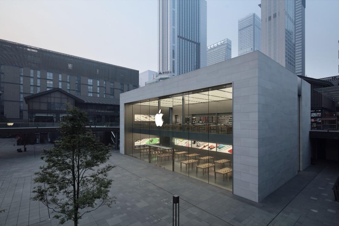 借道分期拓展增量市场苹果市值冲破万亿美金
