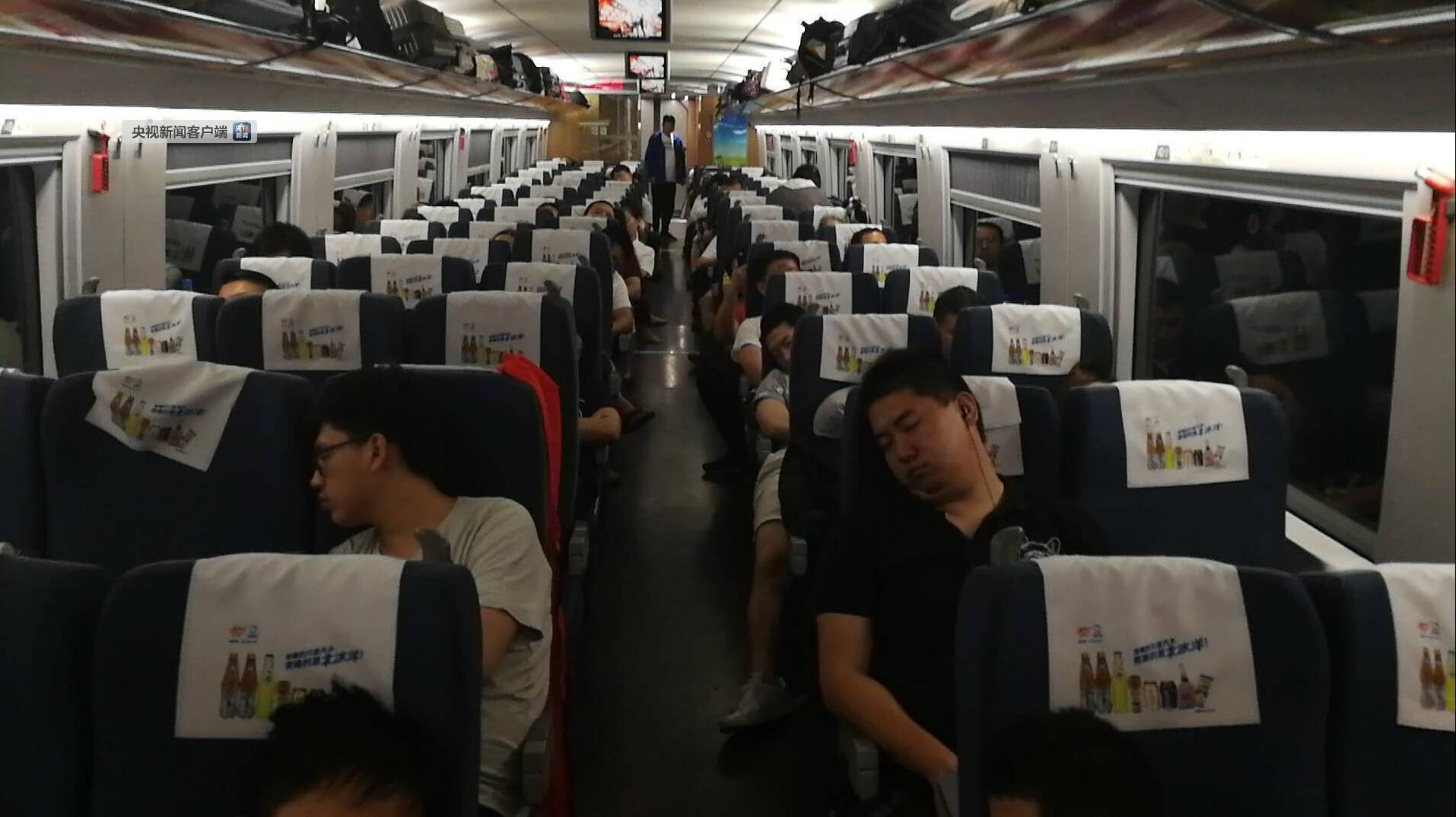 京沪高铁遭彩钢板撞击发生故障 现已解除恢复运行