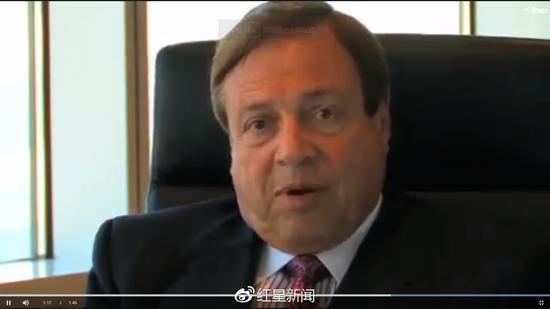 刘强东的美国律师弗里德伯格有40多年辩护经验