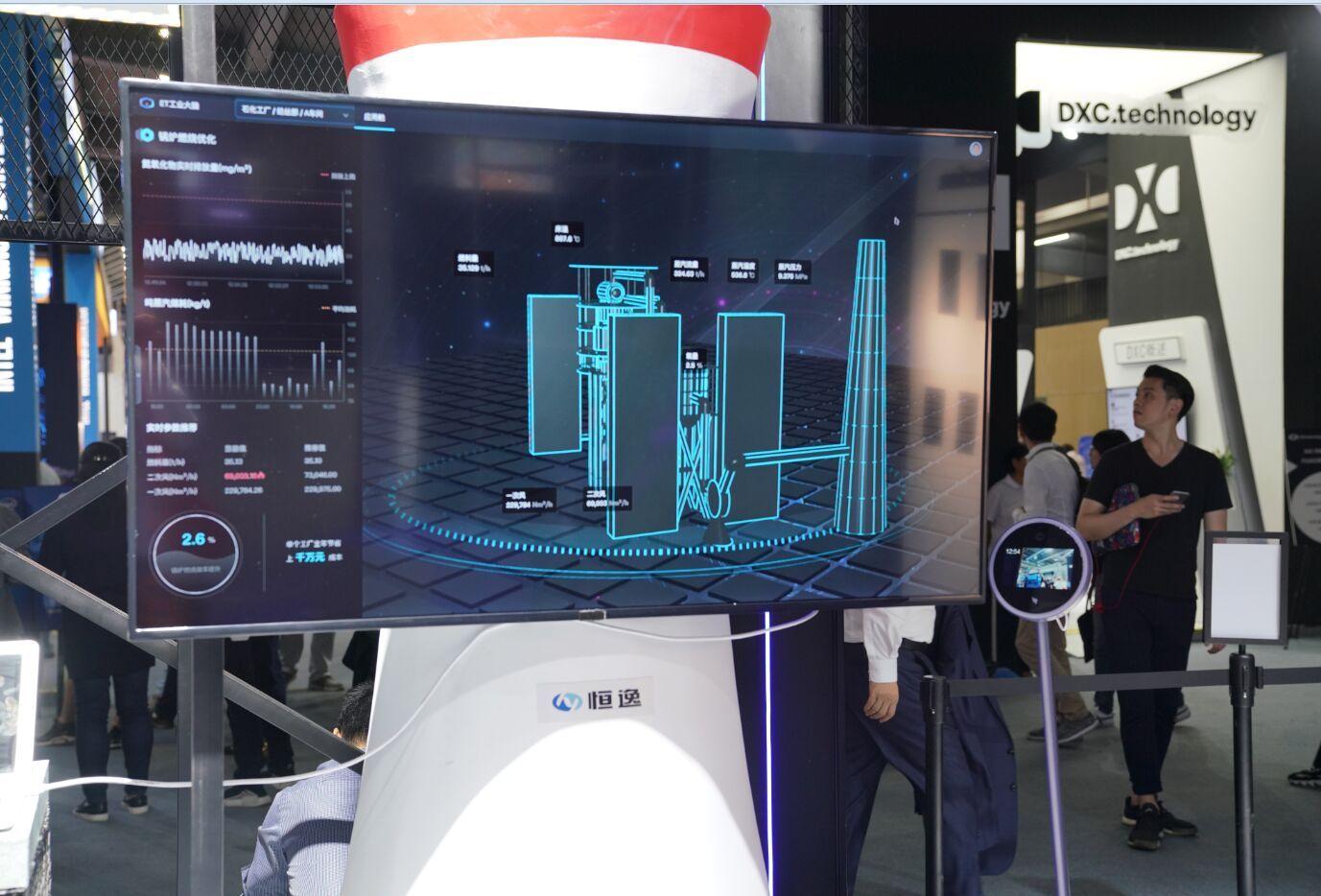 人工智能赋能化纤制造业恒逸石化借数字化转型迈向新征程