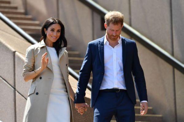 英媒:哈里王子和梅根的孩子当不了王子或公主
