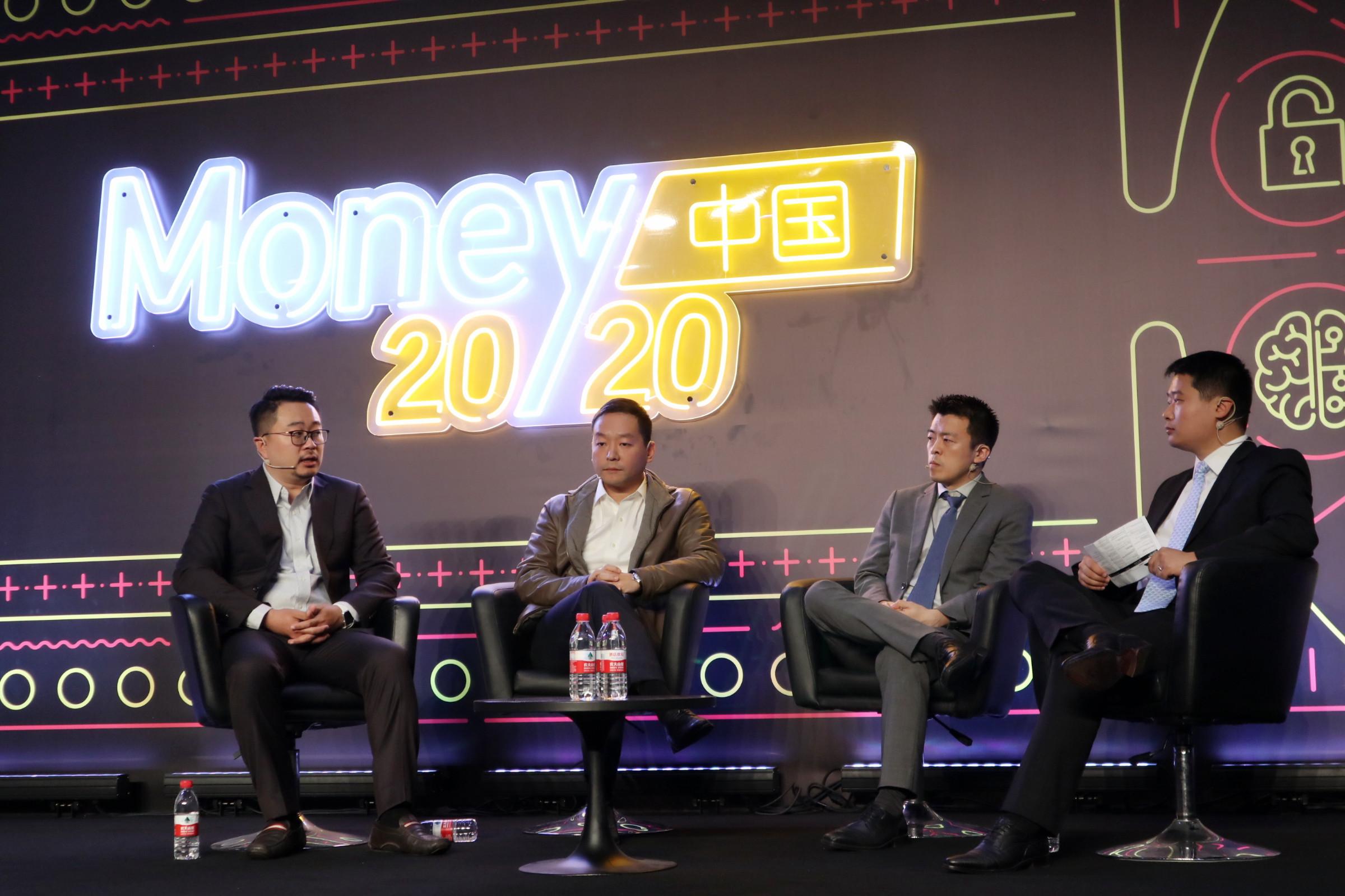 智融集团CEO焦可亮相Money20/20首届中国大会与行业大咖探讨智能