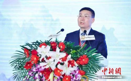 中华联合保险集团公司常务副总经理 罗海平