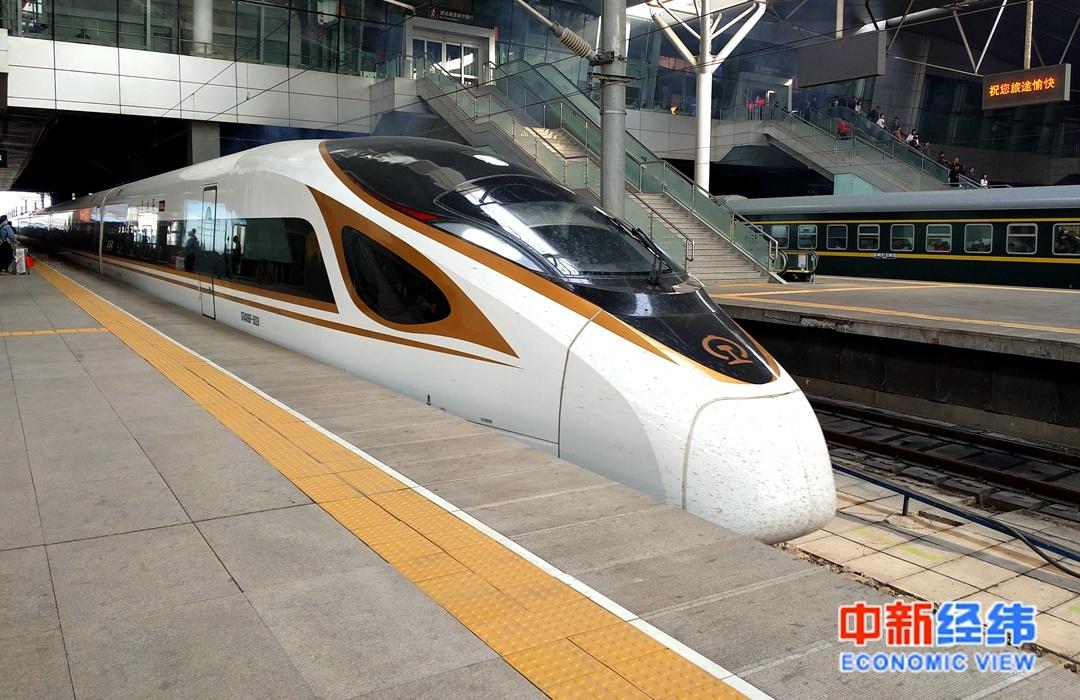 保持高位运行!5月3日全国铁路预计发送旅客1362万人次
