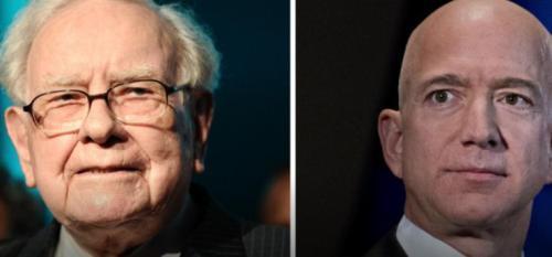 巴菲特和亚马逊CEO